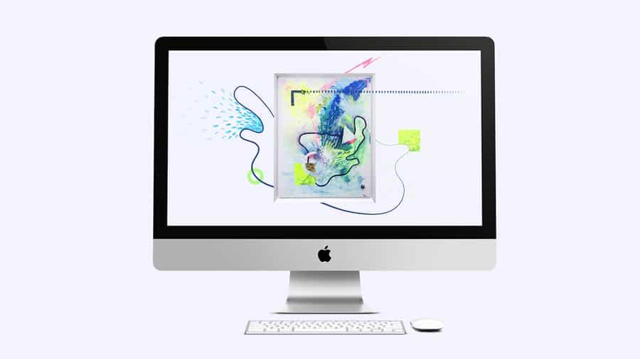 conscience libre fond d'écran wallpaper art abstrait collection éveil gratuit