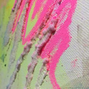 detail of conscience libre painting