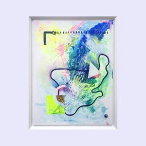 tableau artiste déco abstrait conscience libre collection éveil